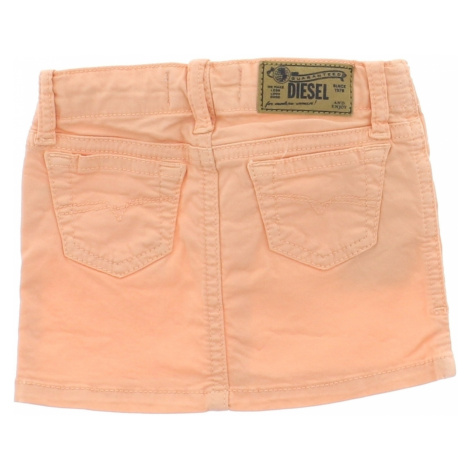Diesel Girl Skirt Orange