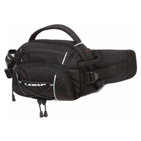 Loap YONORA black - Unisex waist bag