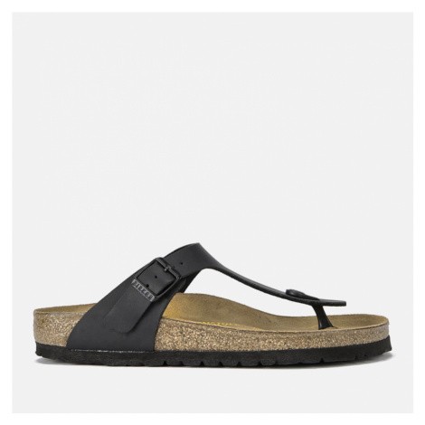 Birkenstock Women's Gizeh Toe-Post Sandals - Black - EU 35/UK
