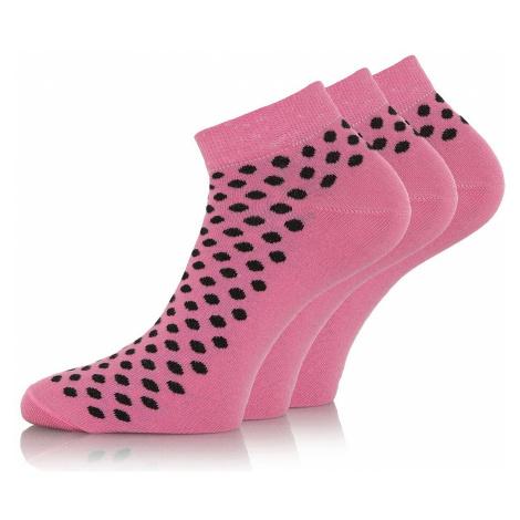 socks Funstorm Secra 3 Pack - Light Pink