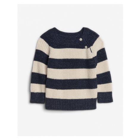 GAP Kids Sweater Blue Beige