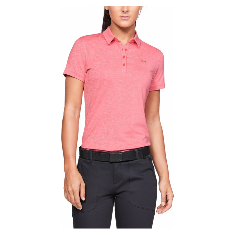 Under Armour Zinger Polo T-shirt Pink