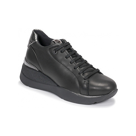 Stonefly ELETTRA 2 women's Shoes (Trainers) in Black