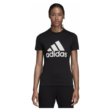T-Shirt adidas Performance Must Haves Badge Of Sport - Black - women´s