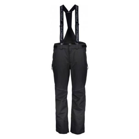 Fischer HANS KNAUSS PANTS black - Men's ski pants