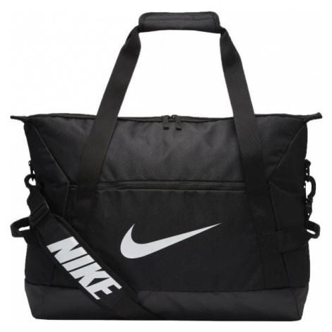 Nike ACADEMY TEAM M DUFF black - Sports bag