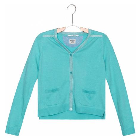 Pepe Jeans Kids Sweater Blue Green