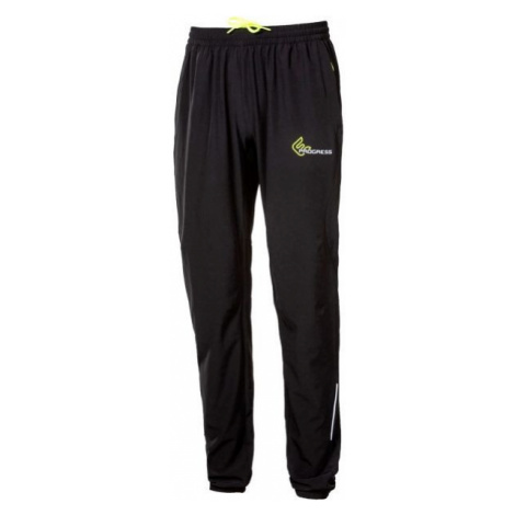 Progress TEMPEST black - Men's running pants