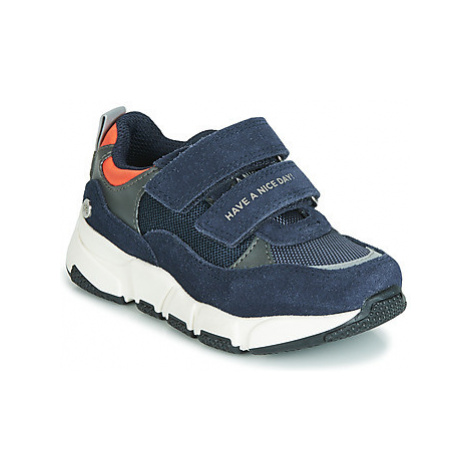 Gioseppo ANDENE boys's Children's Shoes (Trainers) in Blue