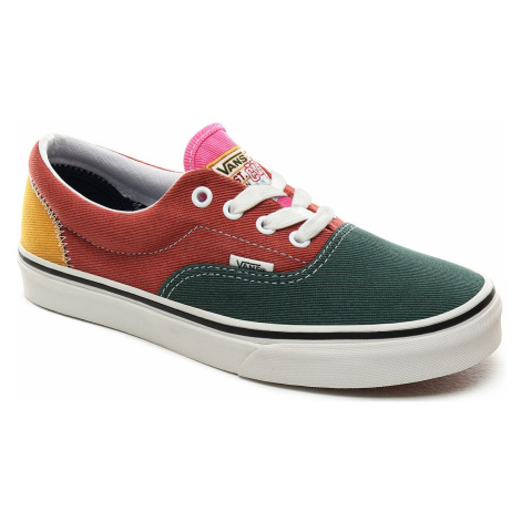 shoes Vans Era - Varsity/Multicolour/Blanc De Blanc