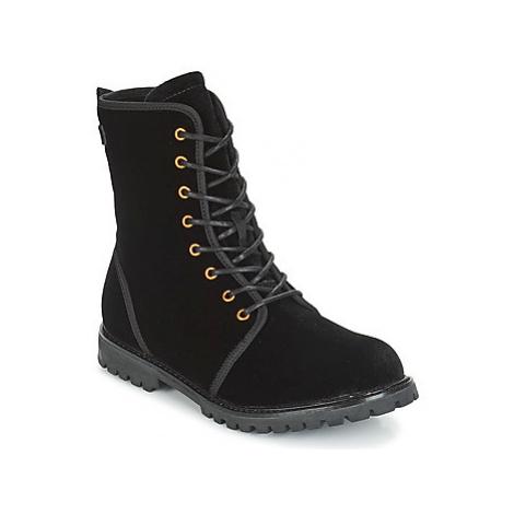 Esprit LANDY VELVET women's Mid Boots in Black