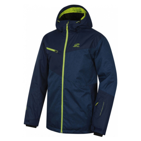 Hannah LUCAS blue - Men's ski jacket