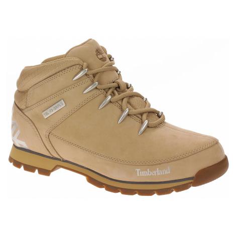 shoes Timberland Euro Sprint Hiker - A1RJG/Medium Beige Nubuck - men´s