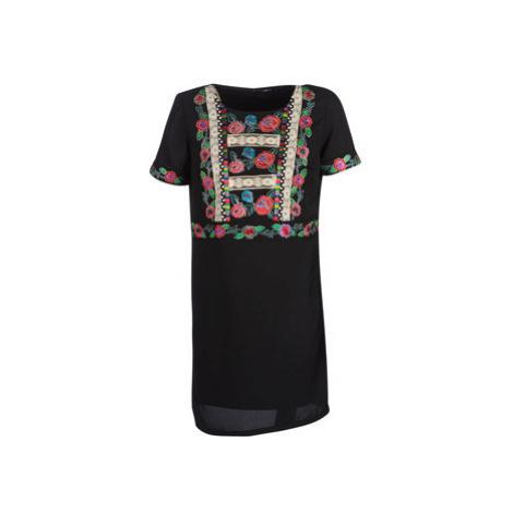 Desigual TRALEE women's Dress in Black