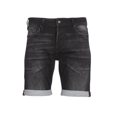 Jack Jones JJIRICK men's Shorts in Black Jack & Jones