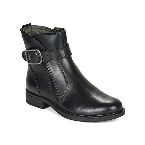 Tamaris SUZAN women's Mid Boots in Black