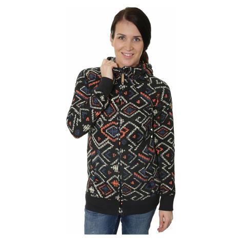 sweatshirt Roxy Resin Knit Zip - KVJ6/Kilim