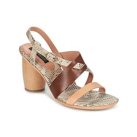 Neosens MULATA women's Sandals in Beige