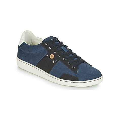 Faguo HOSTA men's Shoes (Trainers) in Blue