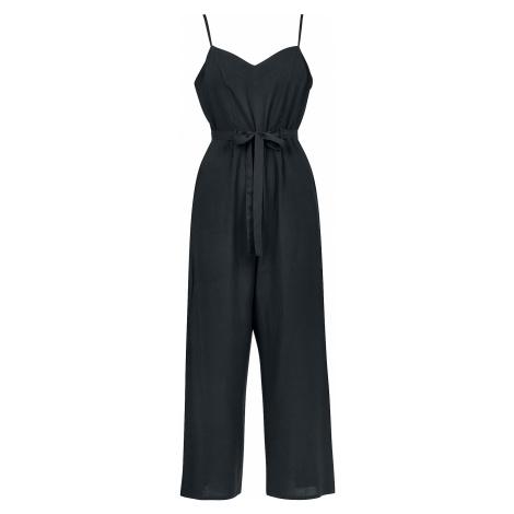Urban Classics - Ladies Spaghetti Jumpsuit - Jumpsuit - black