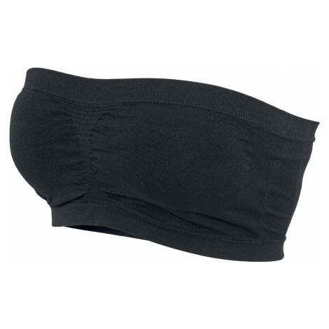 Urban Classics - Ladies Pads Bandeau - Girls Bandeau Top - black