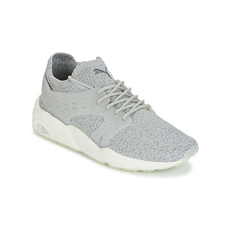 Puma BLAZE CAGE EVOKNIT men's Shoes (Trainers) in Grey