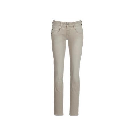 Freeman T.Porter Cathya New Magic Color women's Trousers in Beige Freeman T. Porter