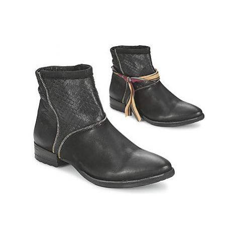 Felmini RYO women's Mid Boots in Black