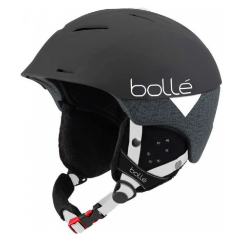 Bolle SYNERGY SOFT black - Ski helmet