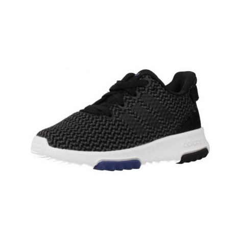 Adidas RACER TR INF boys's Children's Shoes (Trainers) in Black