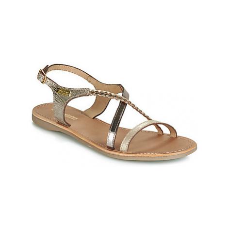 Les Tropéziennes par M Belarbi HANANO women's Sandals in Gold