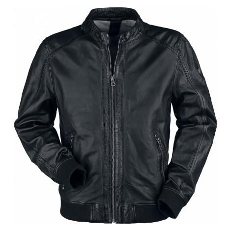 Gipsy - GBGrahan IDRV - Leather jacket - black