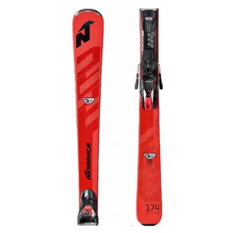 Nordica GT 76 TI+FDT TPX 12 - Men's downhill skis