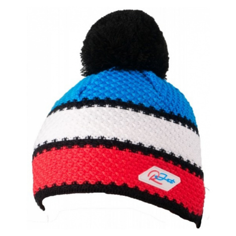 R-JET THICK KNITTED 3P red - Men's knitted hat