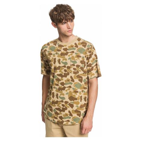 T-Shirt Quiksilver Pacific Camo - CJZ6/Pacific Camo Incense - men´s