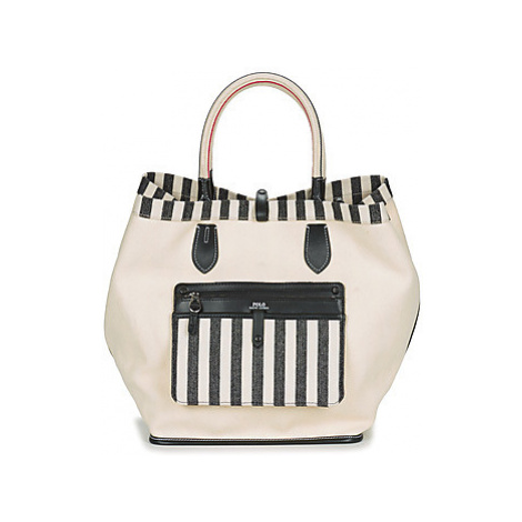 Polo Ralph Lauren REVERSIBLE TOTE women's Shopper bag in White
