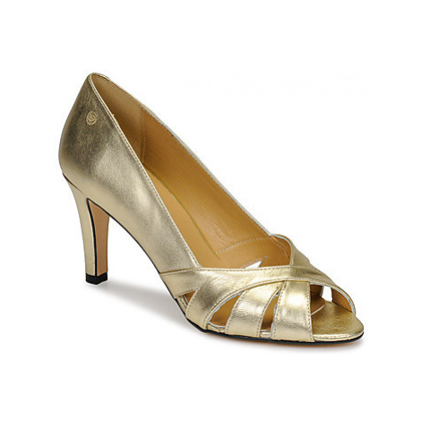Betty London JIKOTEPA women's Court Shoes in Silver
