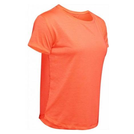 Under Armour WHISPERLIGHT MESH SS orange - Women's T-shirt