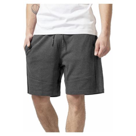 shorts Urban Classics Interlock/TB1586 - Charcoal