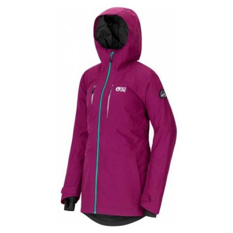 Picture APPLY purple - Women's winter jacket