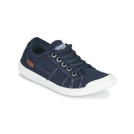 Blowfish Malibu VESPER women's Shoes (Trainers) in Blue