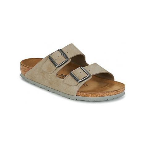 Birkenstock ARIZONA men's Mules / Casual Shoes in Beige