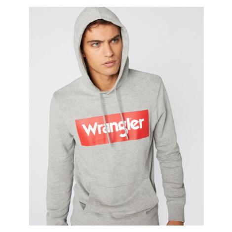 Wrangler Sweatshirt Grey
