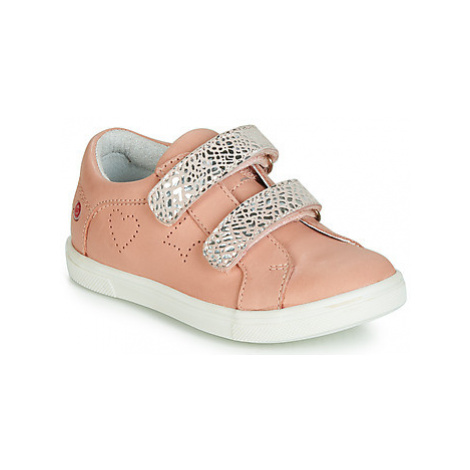 GBB BALOTA girls's Children's Shoes (Trainers) in Pink