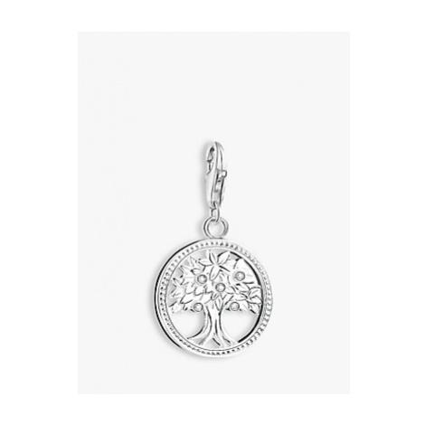 THOMAS SABO Charm Club Tree Of Love Charm, Silver