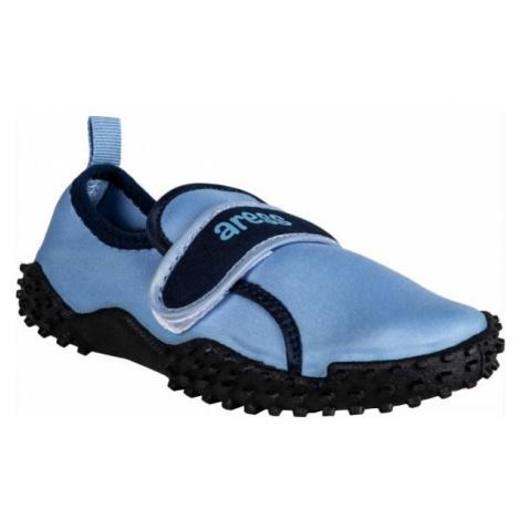 Aress BIMBO blue - Kids' water shoes