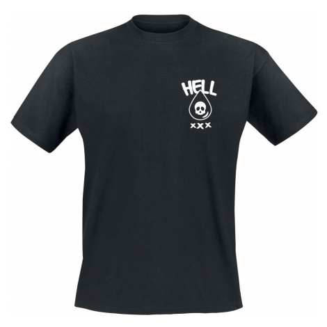 The Bearded Phil Hell T-Shirt black