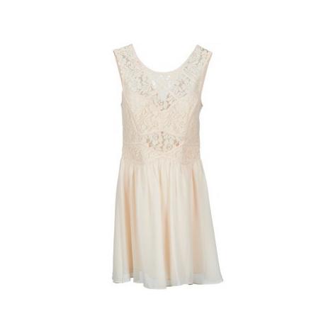 BCBGeneration 617574 women's Dress in Beige