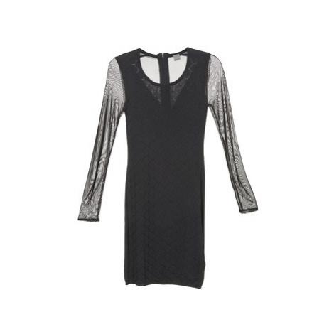 Yas ELAINE women's Dress in Black Y.A.S