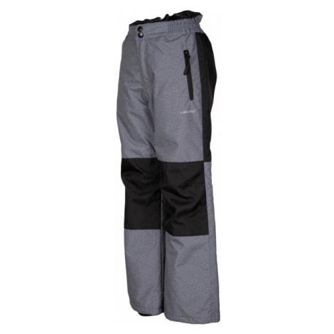 Lewro NADAL grey - Kids ski pants